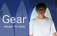 Gear Shaper YU Ueda