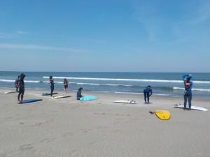 海もきれいで気持ちですね!