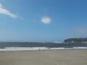 波あり、風あり、日差しあり、色々大変でしたね!